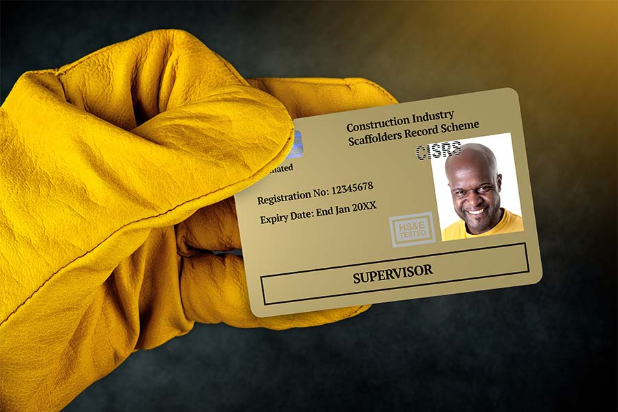 New Course Required to Renew CISRS Supervisor Card