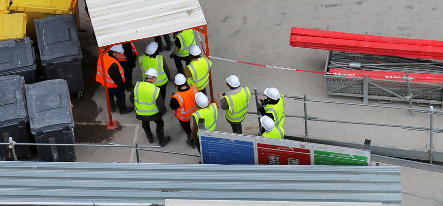 Site Manager Course Could Be Why Accidents Down 50%