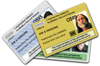 CISRS Cards
