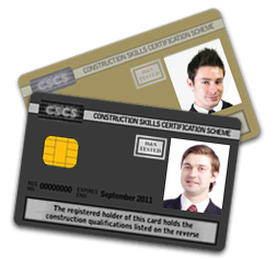 Managerial Supervisory CSCS Card